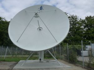6.2m Satellite Earth Station Rx Only Antenna pictures & photos