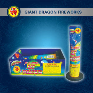 Mammoth Day Parachute Fireworks Gd3409 pictures & photos