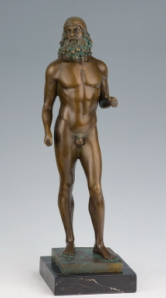 Bronze Sculpture Figure Statue (HYF-1006)