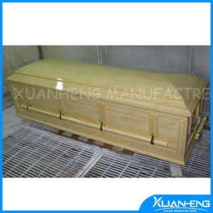 Carved Bamboo Casket Urn Jh-C010 pictures & photos