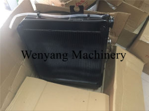 Fd18t 1.8ton Diesel Forklift Spare Part Radiator Match Yarmar Engine pictures & photos