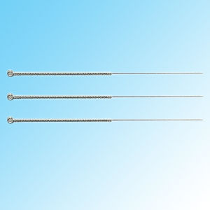 High-Quality Silver Handle Acupuncture Needle with CE & ISO pictures & photos