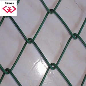 Electro and PVC Coated Chain Link Fence pictures & photos