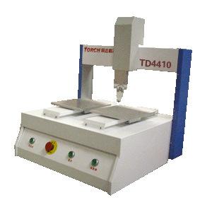 SMT Automatic Glue /Solder Paste Dispenser (TD4310) pictures & photos