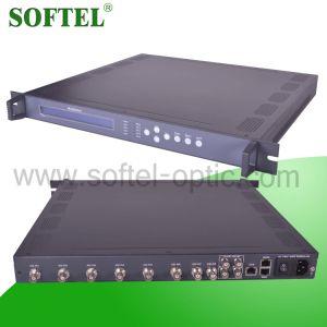 2 Asi 6 Tuner Inputs RF Signals Multiplexer pictures & photos