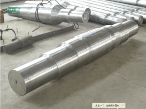 Forging Cruher Eccentric Shaft/Forged Cruher Eccentric Shaft pictures & photos