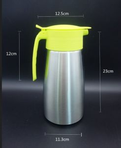 201 Single Wall Stainless Steel Cold Kettle for Kitchenware pictures & photos