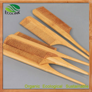 100% Natural Bamboo Massage Hair Comb for Daily Use (EB-B4216) pictures & photos