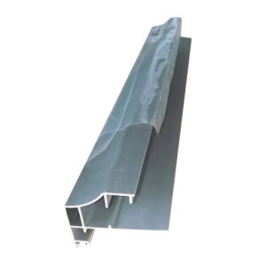 Aluminium Extrusion for Wardrobe Door Frame Profile pictures & photos