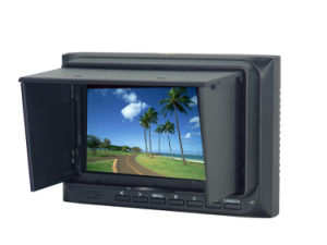 "5D/O Peaking Filter 5"" LCD High Resolution 800X480 Field HD 5D2 Monitor pictures & photos"