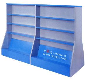 Wooden Library Furniture Bookshelf Design Bookcase for Kids Kindergarten School Furniture pictures & photos