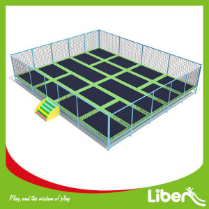 China Professional Manufacturer Set up Indoor Trampoline Site pictures & photos