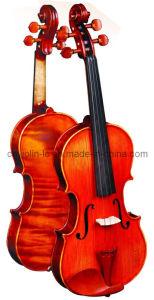 Flamed Violin (LCV100)