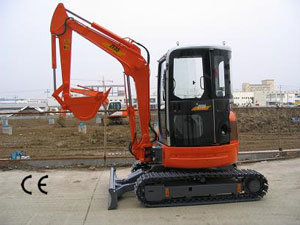 3.5 Ton Mini Crawler Excavator CE Approved (ZY35) pictures & photos
