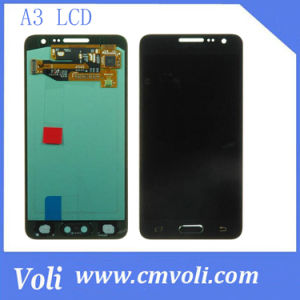 Original New LCD for Samsung Galaxy A3 LCD Screen pictures & photos