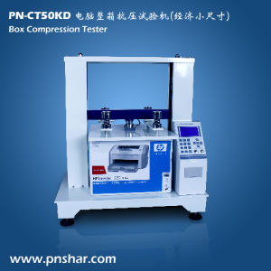 Carton Compression Testing Machine pictures & photos