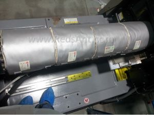 Aerogel Insulation Heater Jackets for Injection Machine pictures & photos