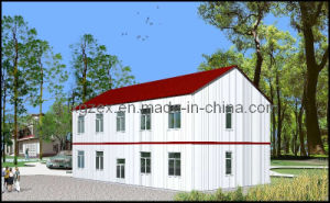Prefabricated House, 2 Storey Dormitory, Portable House (PH-69)