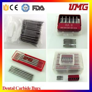 Basic Dental Instrument Dental Carbide Burs for Sale pictures & photos