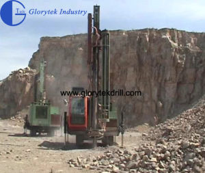 165 DTH Blasthole Drill Rig for Open Pit Mining pictures & photos