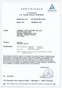 Medium Voltage Detuned Filter Reactor pictures & photos