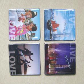 Die Customized Coaster for Adertising Gift pictures & photos