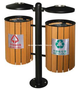 WPC Sortable Outdoor Dustbin (DL91) pictures & photos