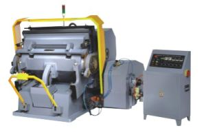 Creasing/Die Cutting Machine Pyq-401c (ML-750), PYQ-203C(ML-930)