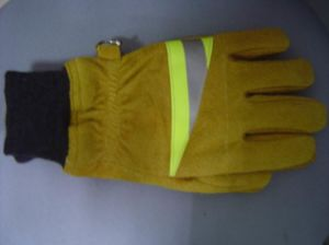 Fire Fighter Gloves - FG04201