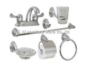 7 Piece Bathroom Accessory Kit (E-47-BAS) pictures & photos