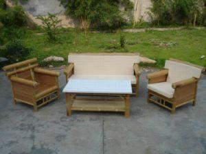 Bamboo Sofa (H08001)
