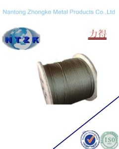 6*7+FC Ungalvanized and Galvanized Wire Rope pictures & photos