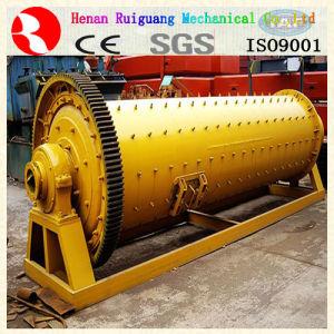 Gold Ore Grinding Ball Mill (RGMQY009)