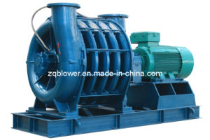 Multistage Centrifugal Air Blower (Casting Iron) pictures & photos