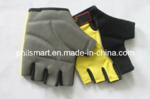 Promotional Cheap Sport Fitness Wokout Gym Fitness Weightlifting Gloves for Weight Lifting (PHH-990116) pictures & photos
