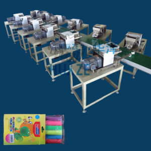 Colorful Plasticine Packing Machine pictures & photos