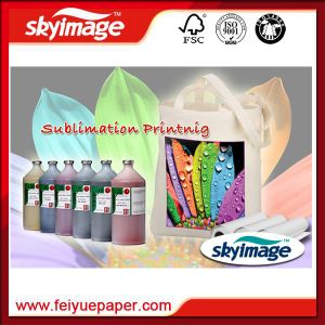 Cmyk J-Teck Sublimation Inks for Inkjet Printers on Fabric pictures & photos
