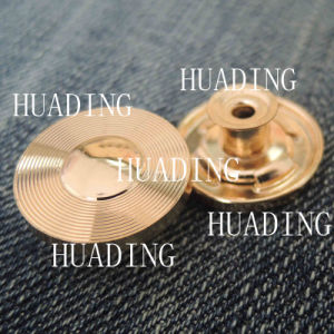High Sales Unique Design Beautiful Jeans Metal Shank Button (HD1100-15) pictures & photos