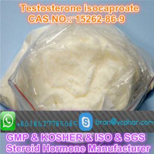 High Quality Male Sexual Dysfunction Steroid Testosterone Isocaproate CAS: 15262-86-9 pictures & photos