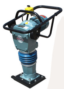 HCD90 Electric Tamping Rammer 3kw Aluminum Alloy Anti-Shocking Electric Machine