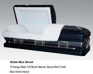 Noble Blue Brush