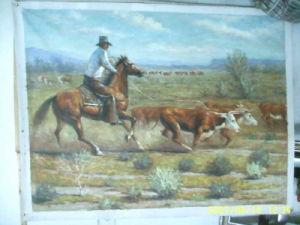 Original Oil Painting - 09