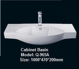 Cabinet Basin (Q-965A)