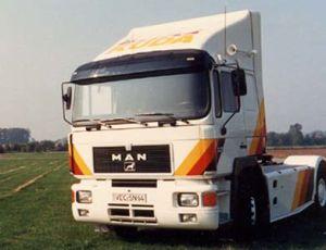 MAN Truck Spoilers
