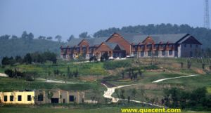 Guanglu Island Club Project