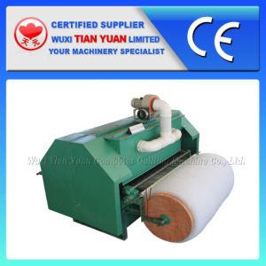 Dust Collection Nonwoven Fiber Carding Machine (HFJ-18) pictures & photos