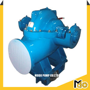 Horizontal Split Case Centrifugal Clean Water Pump for Sale pictures & photos