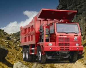 HOWO 6X4 Mining Tipper (ZZ5607VDNB38400) pictures & photos
