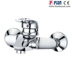 Popular Single Lever Bath and Shower Mixer (F-8401) pictures & photos