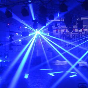 LED Double Derby DJ Light (HL-055) pictures & photos